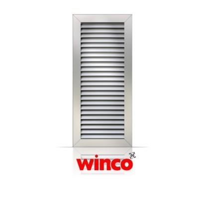 Πατζούρι Ανοιγόμενο Αλουμινίου WINCO35-eco