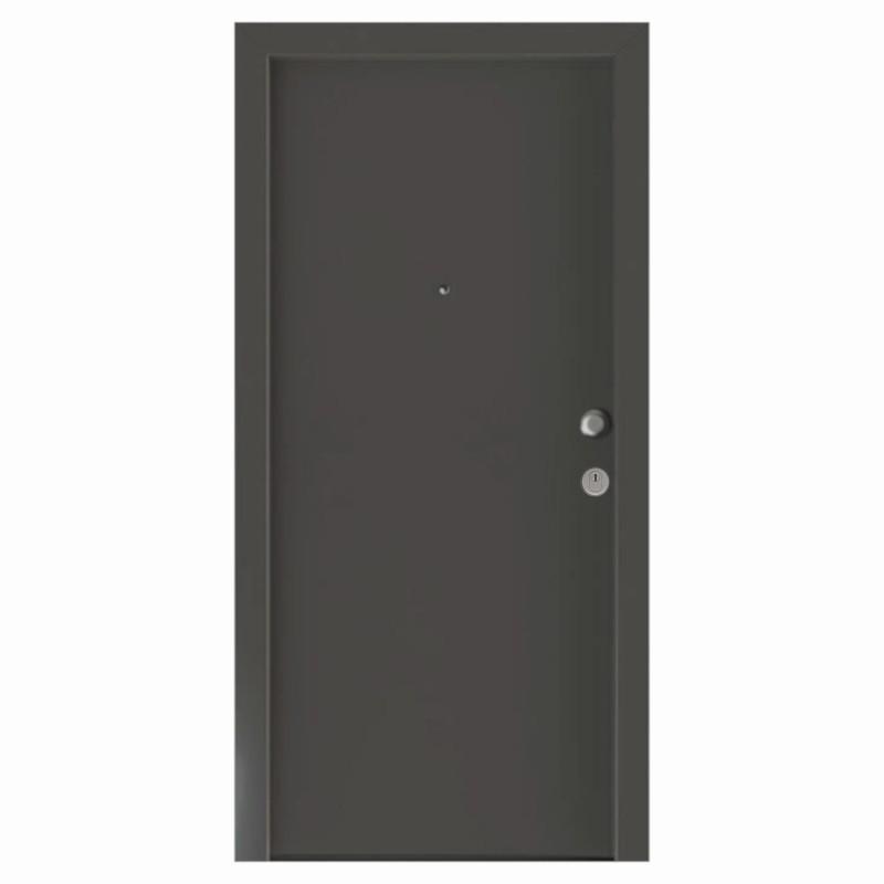 Πόρτα Εισόδου Διαμερίσματος Ασφαλείας Θωρακισμένη