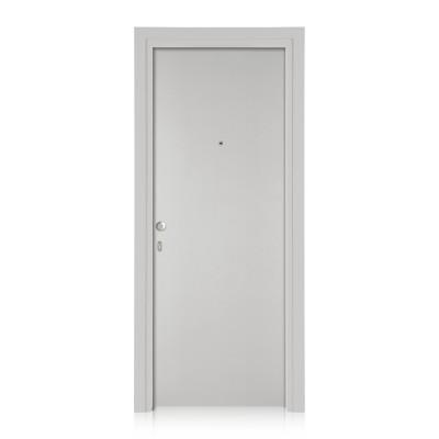 Πόρτα Εισόδου Διαμερίσματος Ξύλινη WINDO45 με επιφάνεια...