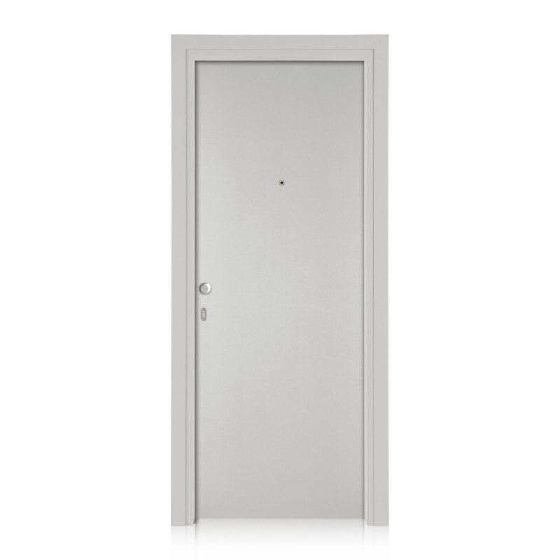 Πόρτα Εισόδου Διαμερίσματος Ξύλινη WINDO45 με επιφάνεια Laminate