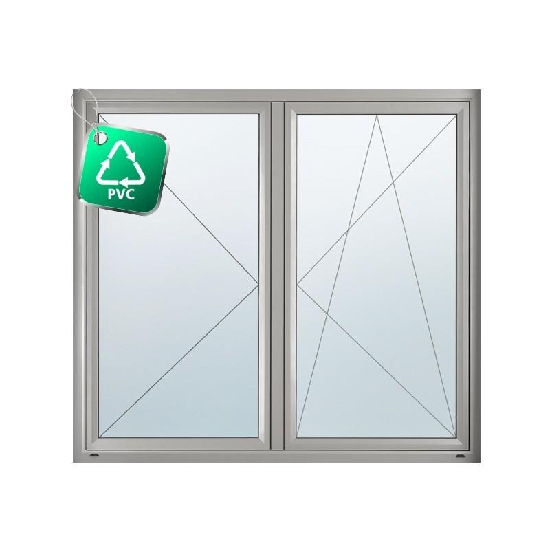 Παράθυρο Ανοιγόμενο Δίφυλλο KBE 70AD