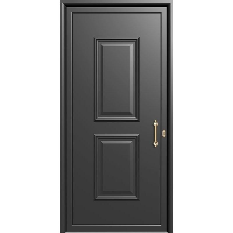 Πόρτα Εισόδου Οικίας Συνθετική KÖMMERLING 76MD