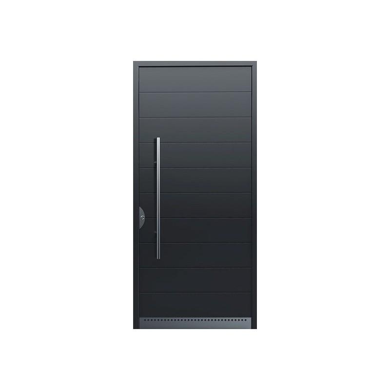 Πόρτα Εισόδου Οικίας Εξωτερική ETEM με Θερμομόνωση