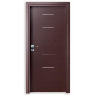 Μονόφυλλη Πόρτα Εσωτερικού Χώρου STEFANIA