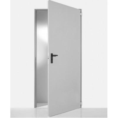 Πόρτα Μεταλλική Αποθήκης NINZ REVER, κλειστού τύπου