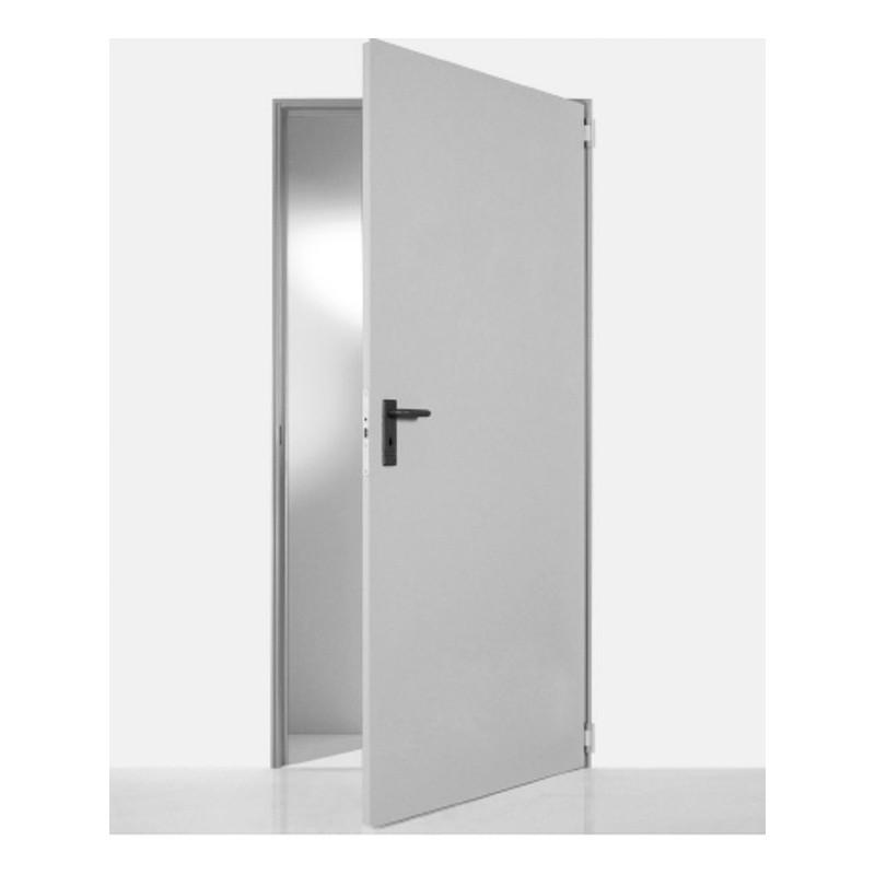 Μονόφυλλη Μεταλλική Πόρτα Πυρασφαλείας NINZ UNIVER, 60 λεπτών