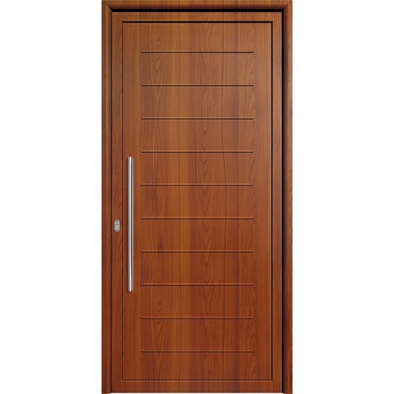 Πόρτα Εισόδου Οικίας Συνθετική GEALAN