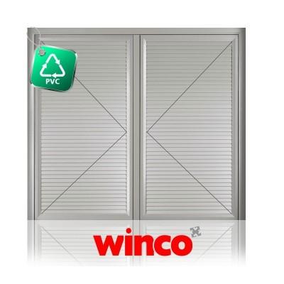 Πατζούρι Ανοιγόμενο Δίφυλλο WINCO