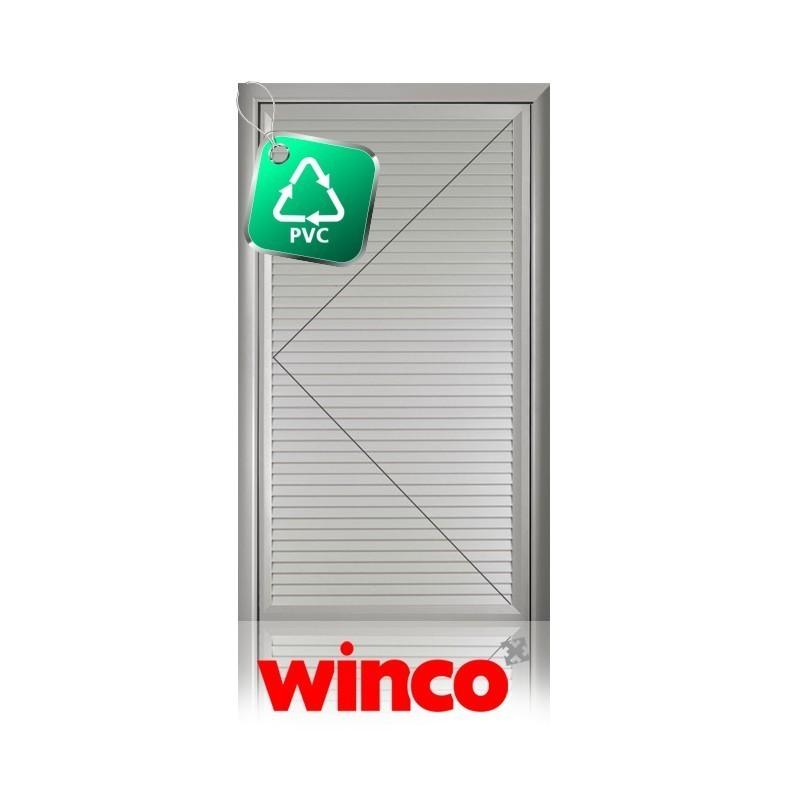 Πατζούρι Ανοιγόμενο Μονόφυλλο WINCO