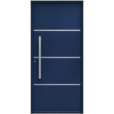 Πόρτα Οικίας Αλουμινίου Ασφαλείας WINDO X-150 με θερμομόνωση