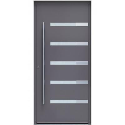 Πόρτα Οικίας Αλουμινίου Ασφαλείας WINDO X-240 με θερμομόνωση
