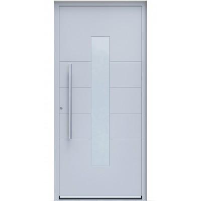 Πόρτα Οικίας Αλουμινίου Ασφαλείας WINDO X-300 με θερμομόνωση