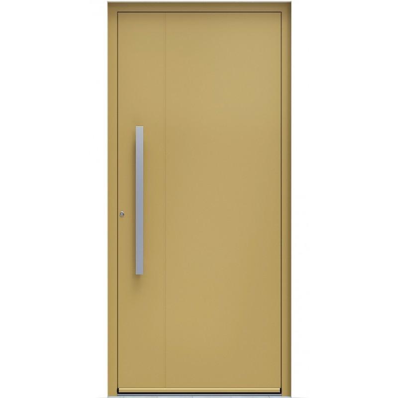 Πόρτα Οικίας Αλουμινίου Ασφαλείας WINDO X-390 με θερμομόνωση