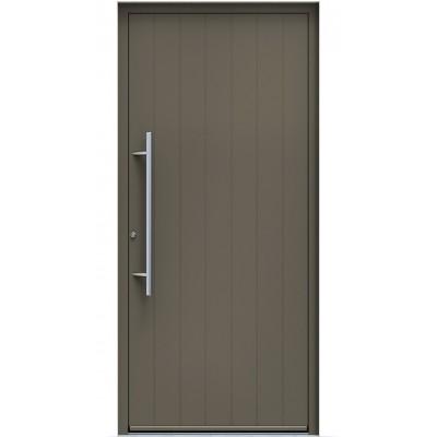 Πόρτα Οικίας Αλουμινίου Ασφαλείας WINDO X-420 με θερμομόνωση