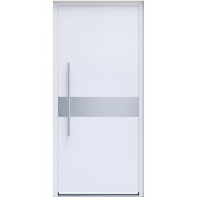 Πόρτα Οικίας Αλουμινίου Ασφαλείας WINDO X-190 με θερμομόνωση