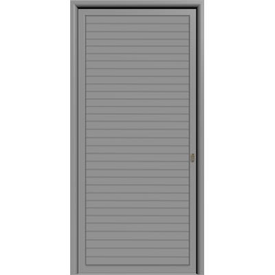 Πόρτα Αποθήκης Εξωτερική Αλουμινίου E1000 (χωρίς κατωκάσι)