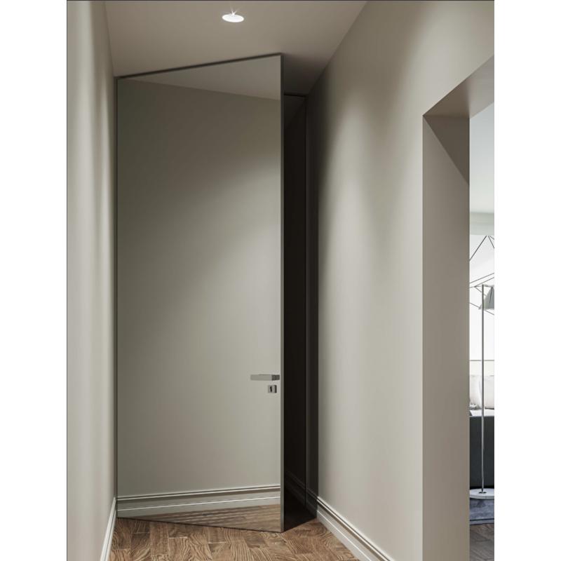 Πόρτα Καθρέπτης Εσωτερικού Χώρου WINDO Α22Mirror αξονική (χωρίς μεντεσέδες)