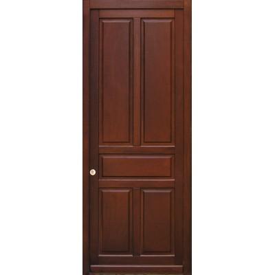 Ξύλινη Πόρτα Εισόδου Οικίας Εξωτερική Windo68